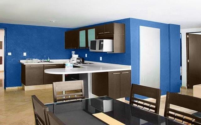 Hotel Suites Berna 12, ideal para viajeros que desean estancias prolongadas