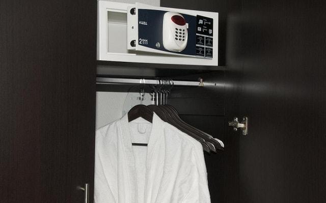 Hotel Suites Berna 12, amenidades de calidad
