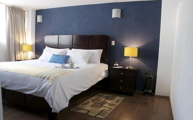 Hotel Suites Berna 12, modernas habitaciones que hacen sentirte como en casa