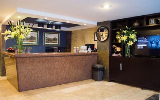 Hotel Suites Berna 12, atención personalizada desde el inicio de tu estancia
