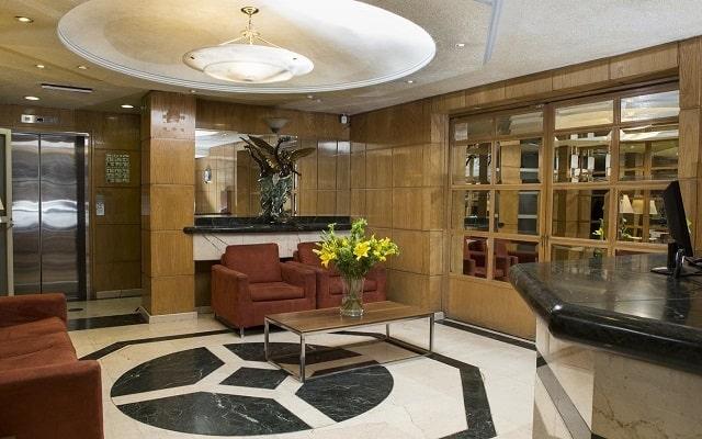 Hotel Suites del Ángel, atención personalizada desde el inicio de tu estancia
