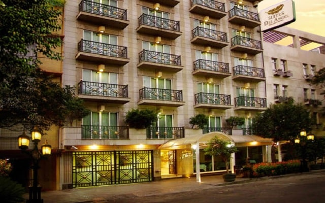 Hotel Suites del Ángel en Reforma
