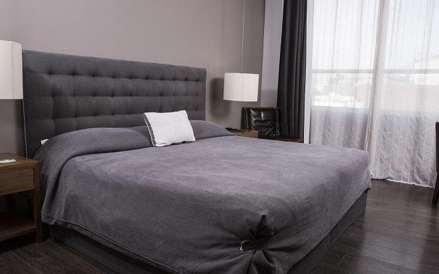 Hotel Suites del Ángel, confort en cada sitio