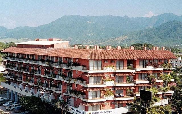 Hotel Suites del Sol en Zona Hotelera
