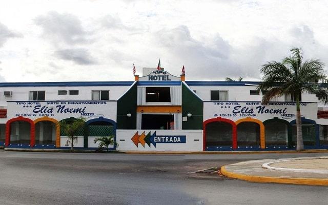 Hotel Suites Elia Noemí en Mérida Centro