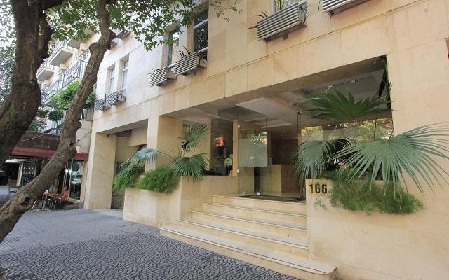 Hotel Suites Giorgio en Reforma