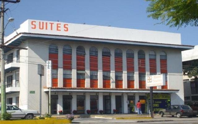 Hotel Suites Internacional en Zapopan