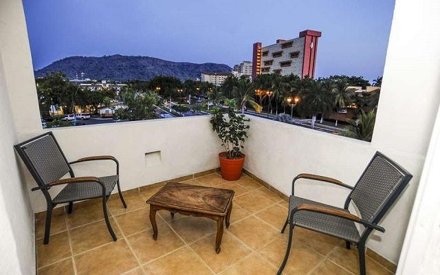 Hotel Suites Ixtapa Plaza y Centro Comercial, vistas hermosas de la ciudad