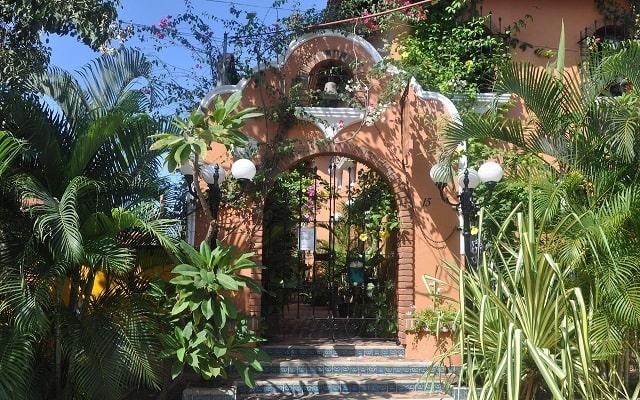 Hotel Suites La Hacienda en Puerto Escondido