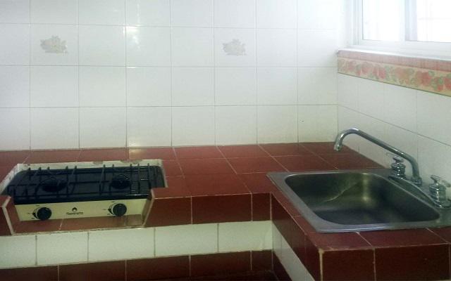 Algunas habitaciones disponen de cocineta