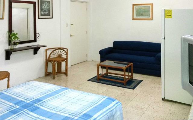 Suites sencillas pero con el equipamiento completo