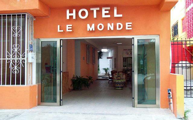 Hotel Suites Le Monde en Cancún Centro
