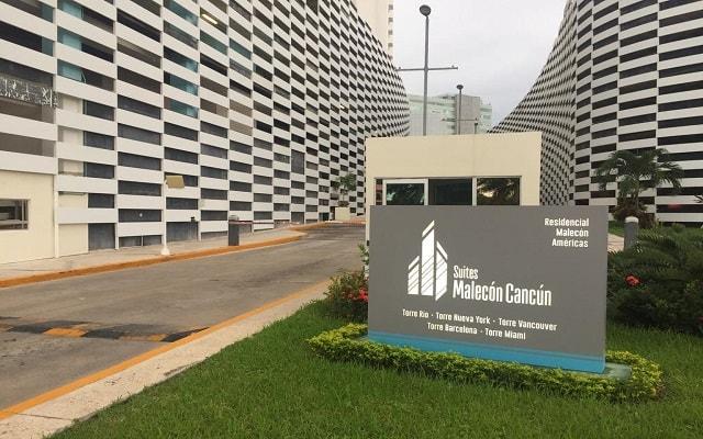 Hotel Suites Malecón Cancún by Torre Vancouver en Cancún Centro