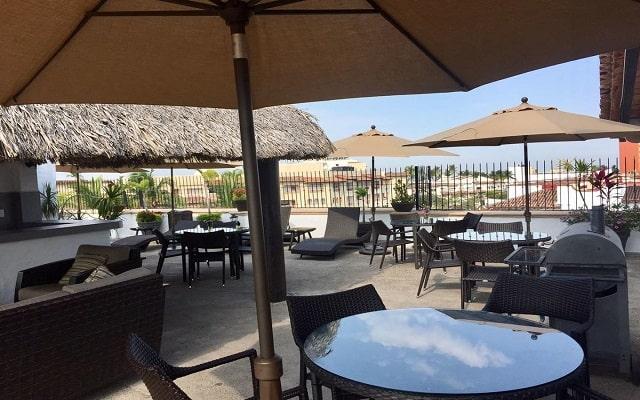 Hotel Suites Mar Elena, agradable ambiente