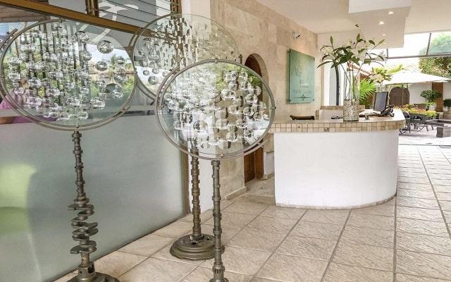 Hotel Suites Mar Elena, atención personalizada desde el inicio de tu estancia