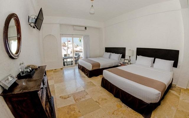 Hotel Suites Mar Elena, espacios diseñados para tu descanso