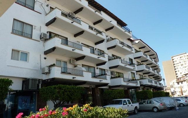 Hotel Suites Mar Elena en Zona Hotelera