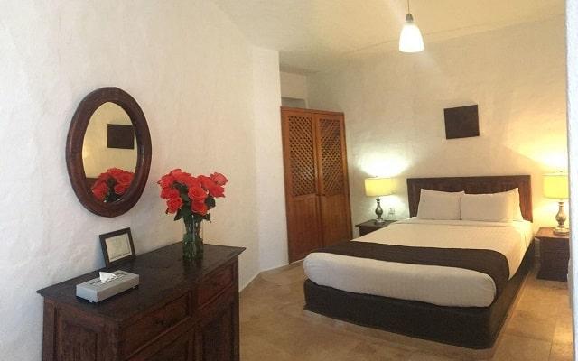 Hotel Suites Mar Elena, habitaciones bien equipadas