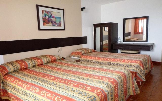 Hotel Suites Mediterráneo, espacios diseñados para tu descanso