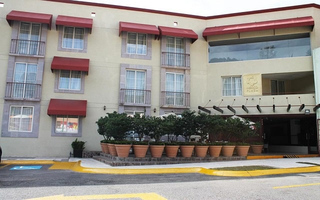 Hotel Suites México Plaza Guanajuato