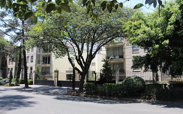 Hotel Suites Obelisk en Polanco