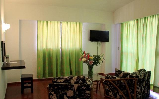 Hotel Suites Plaza del Río Vallarta Centro, ambientes agradables