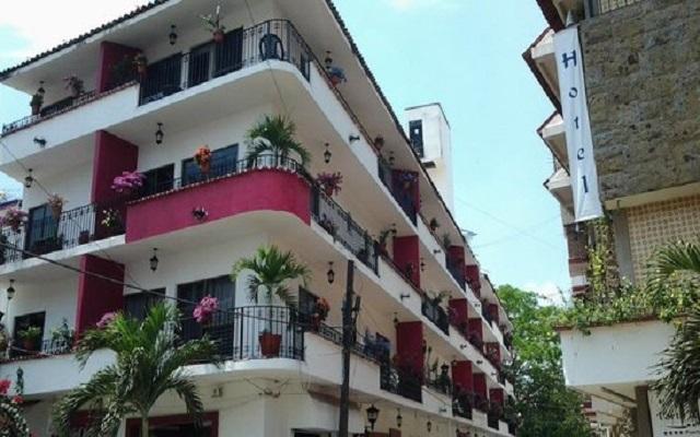 Hotel Suites Plaza del Río Vallarta Centro en Vallarta Centro