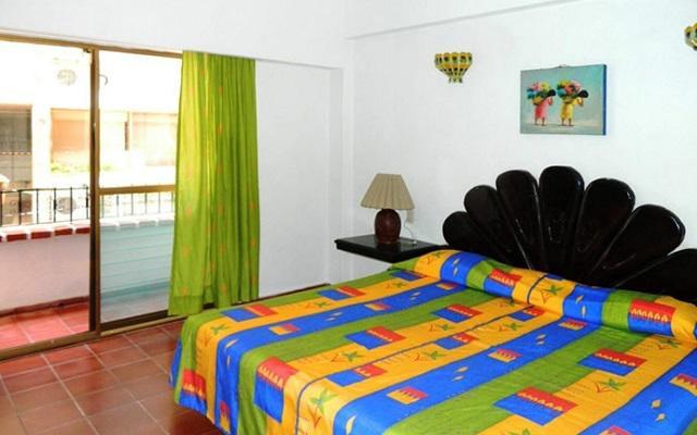 Hotel Suites Plaza del Río Vallarta Centro, habitaciones con balcón