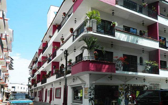 Hotel Suites Plaza del Río Vallarta Centro en Zona Romántica