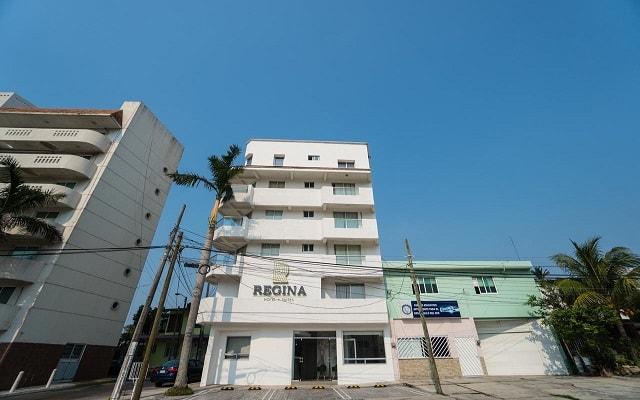 Hotel Suites Regina en Boca del Río