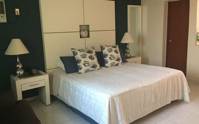Hotel Suites Villa Italia, confort en cada sitio