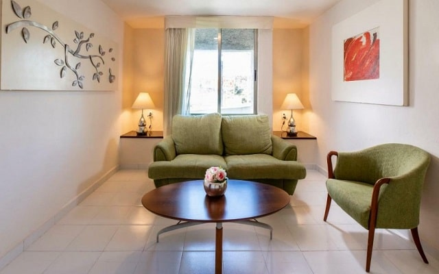 Hotel Suites Villa Italia, bonita decoración