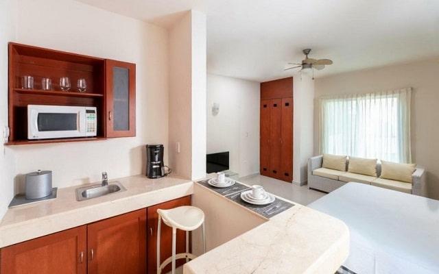 Hotel Suites Villa Italia, habitaciones bien equipadas