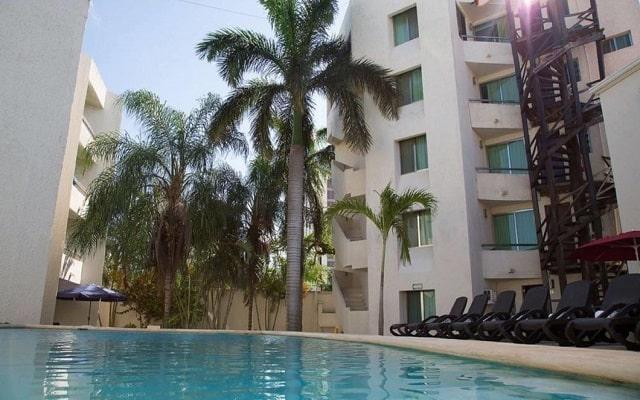 Hotel Suites Villa Italia en Aeropuerto