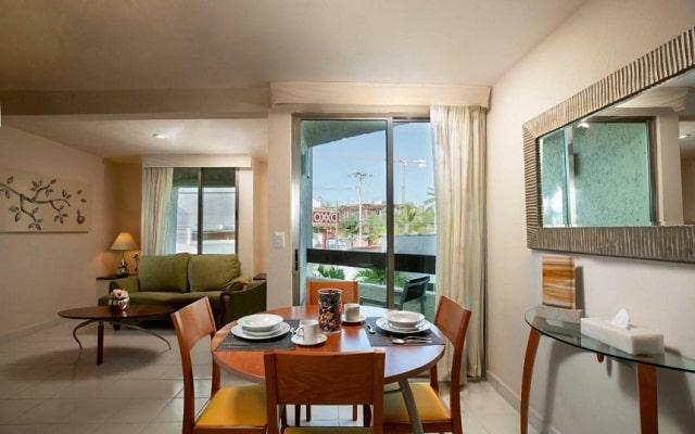 Hotel Suites Villa Italia, ambientes de lujo