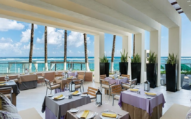 Hotel Sunscape Akumal Beach Resort & Spa, escenario ideal para tus alimentos