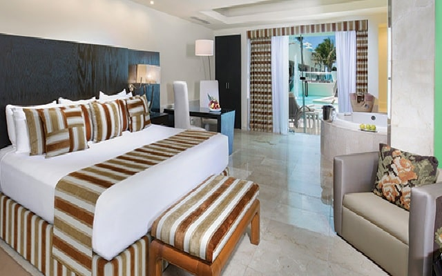 Hotel Sunscape Akumal Beach Resort & Spa, amplias y luminosas habitaciones