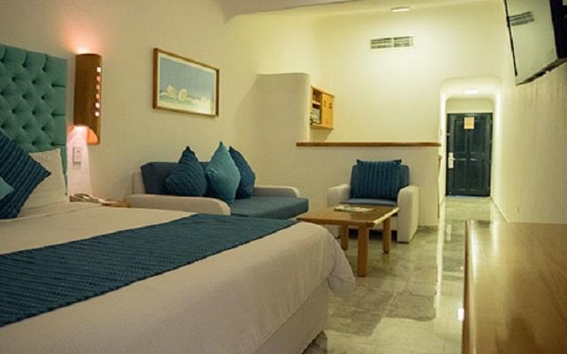 Hotel Sunset Marina Resort & Yacht Club, habitaciones bien equipadas