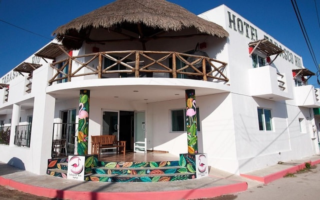 Hotel Tabasco Río en Río Lagartos