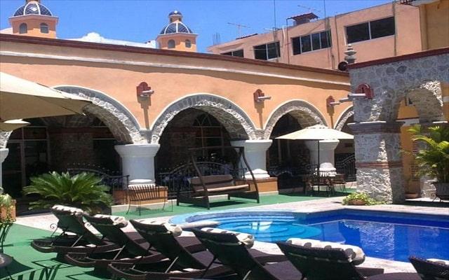 Hotel Tajin en Papantla