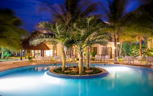 Hotel Technotel San Benito Beach en Telchac Puerto