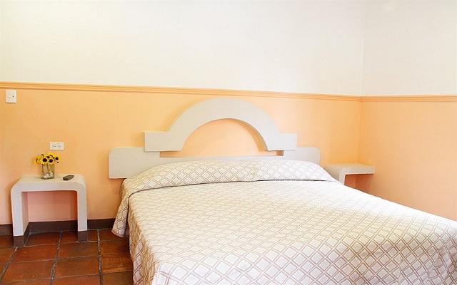 Hotel Templo Mayor, habitaciones cómodas y acogedoras