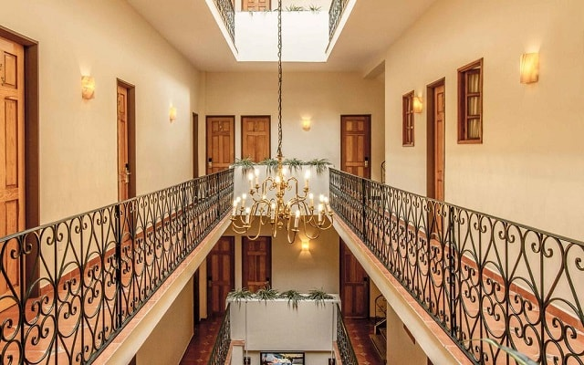 Hotel Templo Mayor, cómodas instalaciones