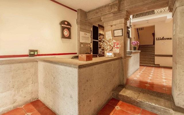 Hotel Templo Mayor, servicio de calidad