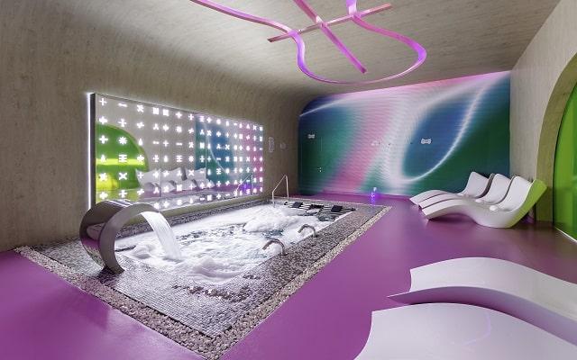 Hotel Temptation Cancún Resort, ofrece servicio de spa