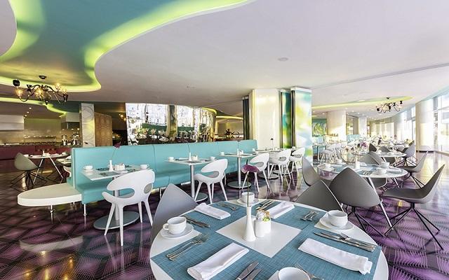 Hotel Temptation Cancún Resort, sitio ideal para tus alimentos