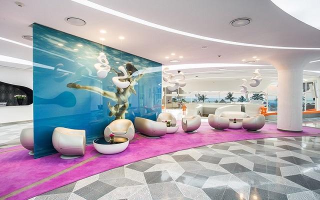 Hotel Temptation Cancún Resort, atención personalizada desde el inicio de tu estancia