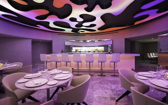 Hotel Temptation Cancún Resort, sorprendente decoración