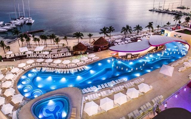 Hotel Temptation Cancún Resort, noches inolvidables