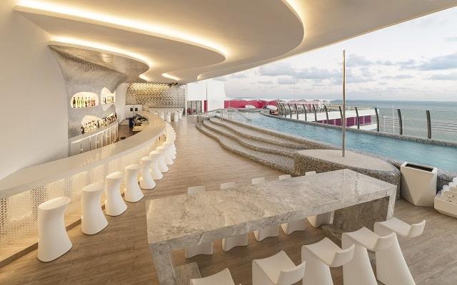 Hotel Temptation Cancún Resort, escenarios fascinantes